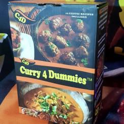 Curry 4 Dummies Set (R200)