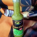 Green Chilli 125ml (R30)