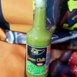 Green Chilli 250ml (R60)