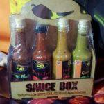 Sauce Box 4 x 125ml (R120)