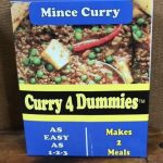Mince Curry (R25)