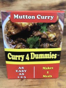 Mutton Curry (R25)